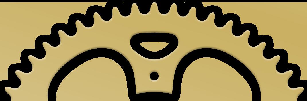 bronze cog