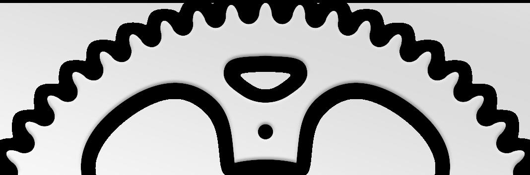 silver cog